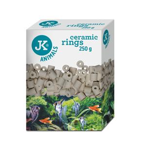 Filtrační náplň keramické kroužky JKA-CR250