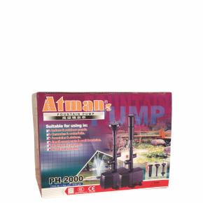 Atman PH-2000, venkovní fontánové čerpadlo