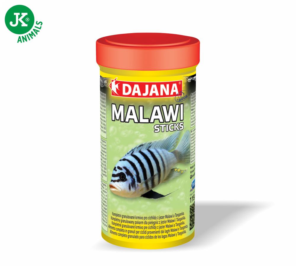 Dajana Malawi sticks 250ml   © copyright jk animals, všechna práva vyhrazena