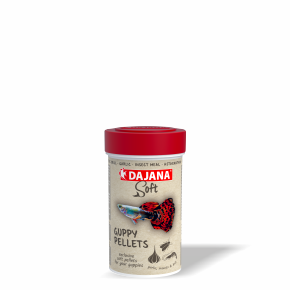 Dajana Guppy soft pellets 100 ml
