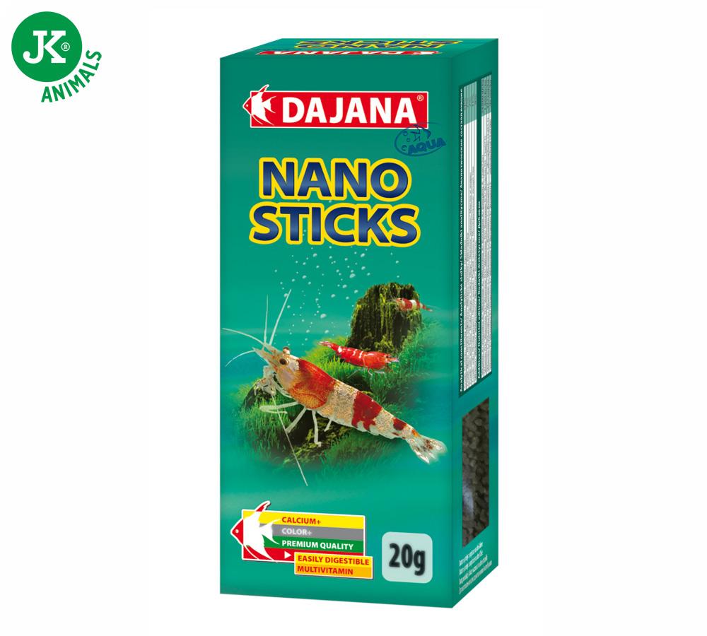 Dajana Nano Sticks 20g | © copyright jk animals, všechna práva vyhrazena