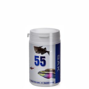 SAK 55, 300ml, vel.3, pro rybky: 7–13cm, krmivo (granule) pro ryby