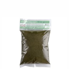 SAK green 1kg, pro rybky: 3–5cm