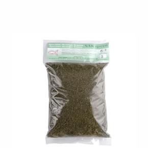 SAK green 1kg, pro rybky: 7–13cm