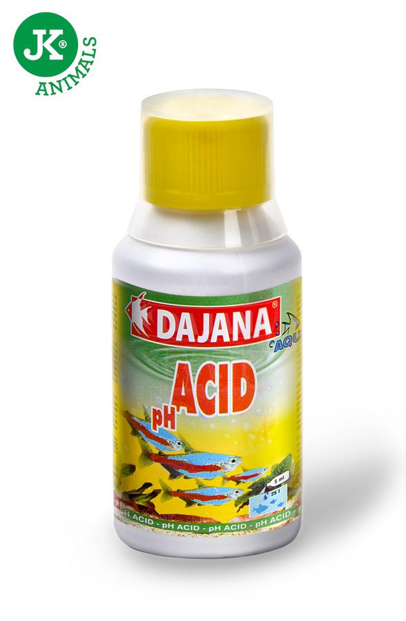 Dajana Acid pH 100ml | © copyright jk animals, všechna práva vyhrazena