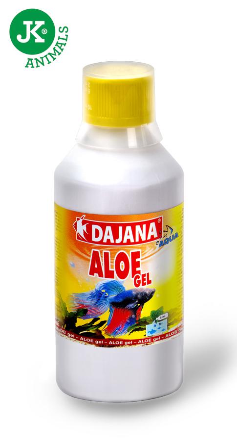 Dajana Aloe Gel 250ml | © copyright jk animals, všechna práva vyhrazena