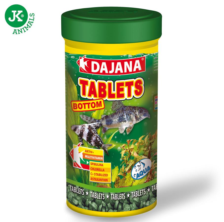 Dajana Tablety na dno 100ml | © copyright jk animals, všechna práva vyhrazena