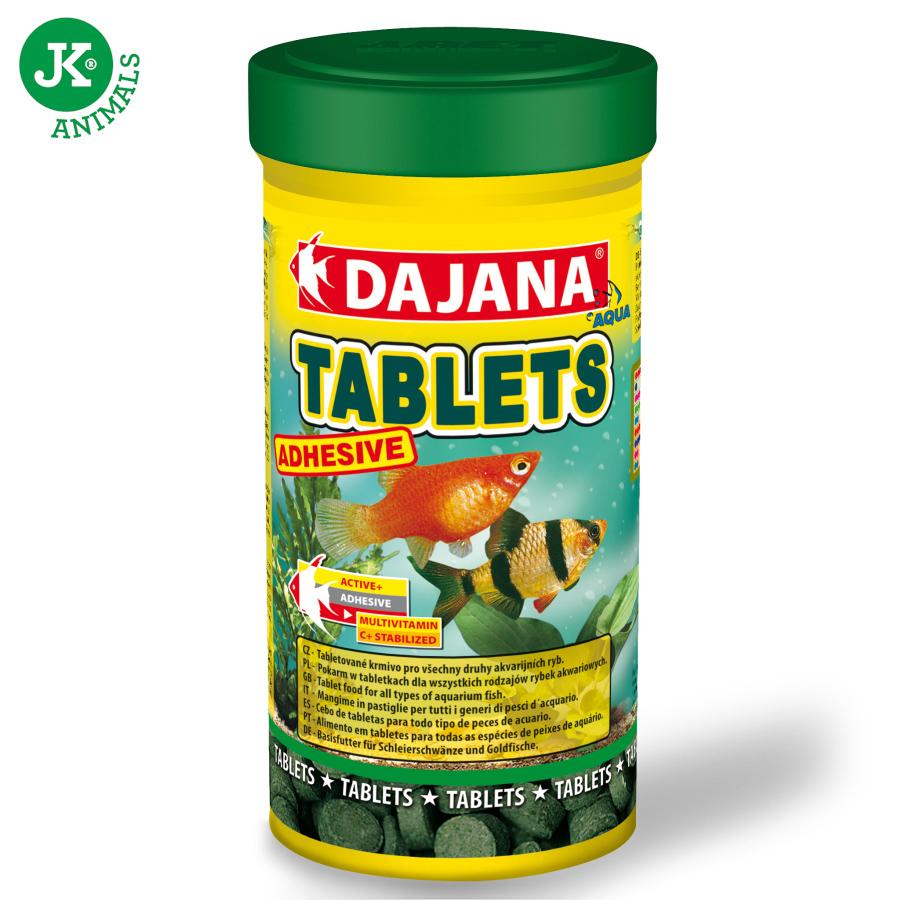 Dajana Tablety na sklo 100ml | © copyright jk animals, všechna práva vyhrazena