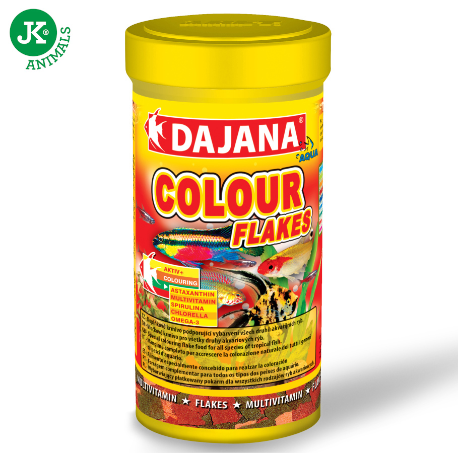 Dajana Colour 100ml | © copyright jk animals, všechna práva vyhrazena