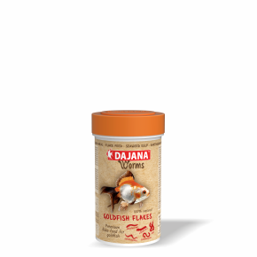 Dajana Worms Goldfish flakes 100 ml vločky