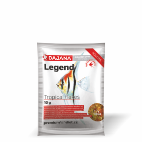 Dajana Legend – Tropical flakes, 10 g vločky