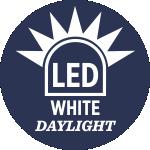 bílé světlo