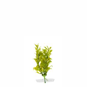 Hygrophila mini, akvarijní plastová rostlinka