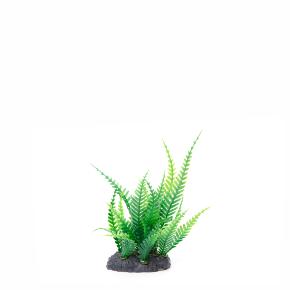 Kapradí mini, akvarijní plastová rostlinka