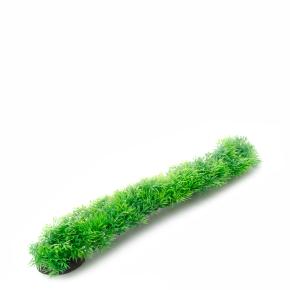 Mech flex. zelený, akvarijní plastová rostlinka