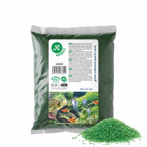 Křemičitý písek zelený