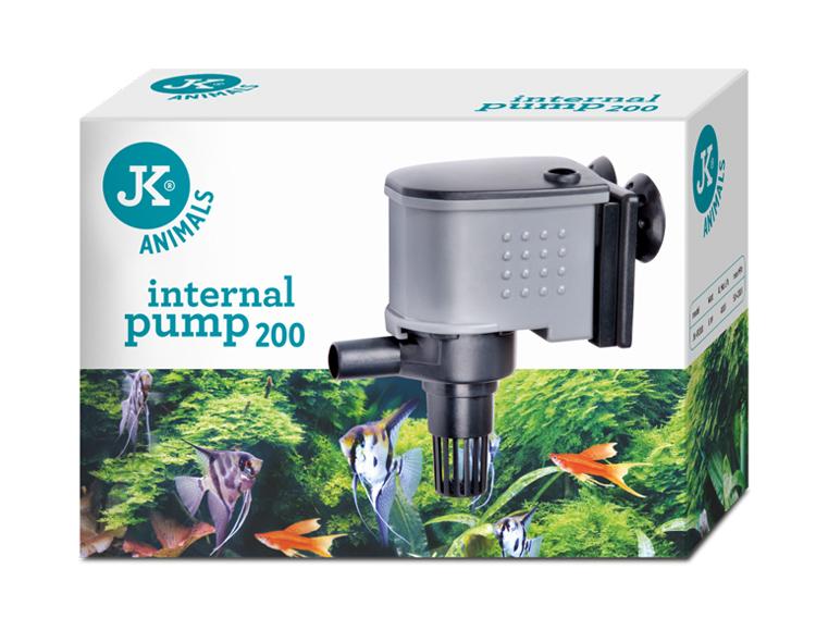 JK ANIMALS profesionální vnitřní čerpadlo JK-IP200 | © copyright jk animals, všechna práva vyhrazena