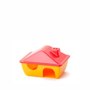 Plastový domek pro hlodavce