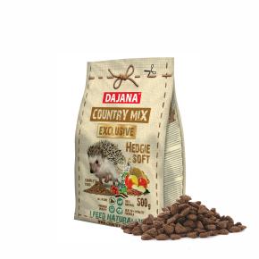 Dajana – COUNTRY MIX EXCLUSIVE, ježek 500g, krmivo proježky