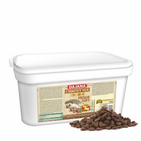 Dajana – COUNTRY MIX EXCLUSIVE, ježek 1500g, krmivo proježky
