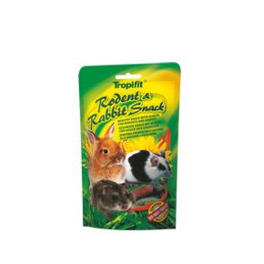 Tropifit – Rodent &Rabbit Snack–hlodavec akrálík, 150g