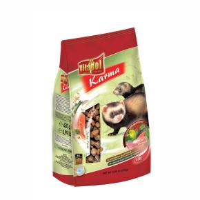 Vitapol - základní krmivo pro fretky, 450g