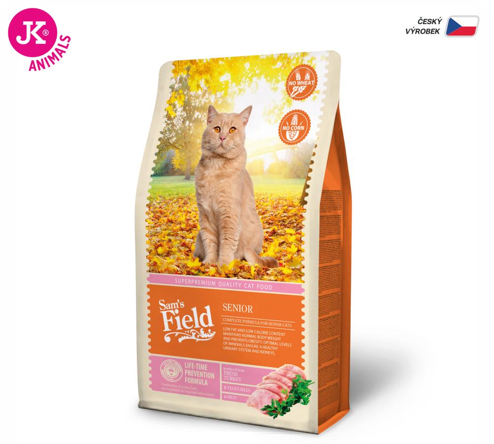 Sam's Field Cat Senior | © copyright jk animals, všechna práva vyhrazena