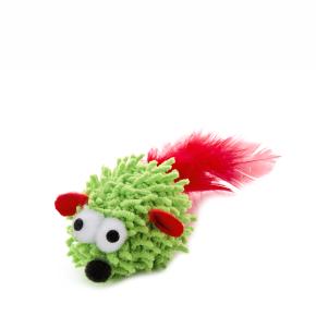 Zelená myš mop, hračka