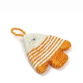 Ryba, sisalová hračka