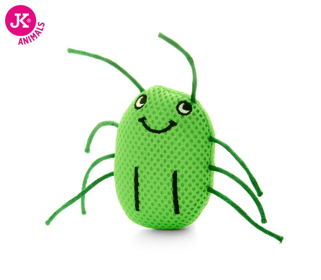 JK ANIMALS Zelená hračka hmyz   © copyright jk animals, všechna práva vyhrazena