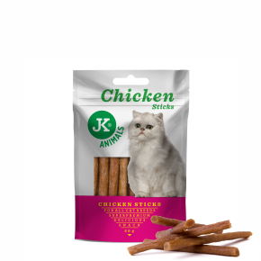 Meat Snack Cat Chicken Sticks, masový pamlsek
