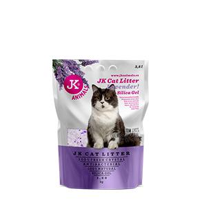 Litter Silica gel - lavender, kočkolit 3,8l