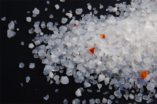 Litter Silica gel - orange