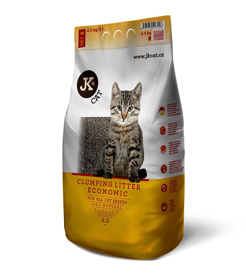 JK ANIMALS Economic - hrudkující podestýlka | © copyright jk animals, všechna práva vyhrazena