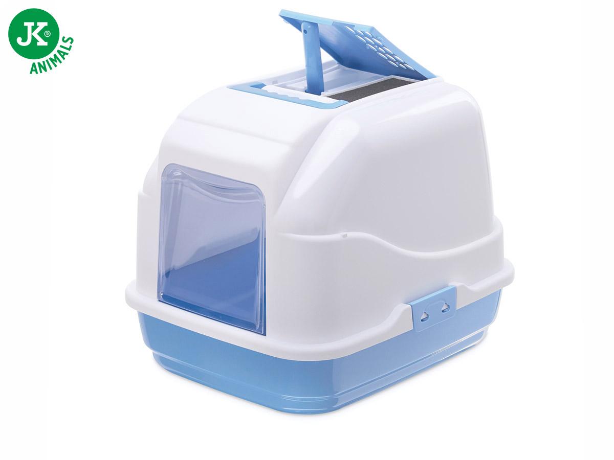 IMAC - modrá toaleta EASY CAT - limitovaná edice | © copyright jk animals, všechna práva vyhrazena