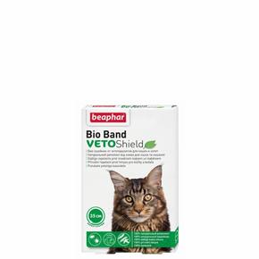 Beaphar - Bio Band, repelentní obojek pro kočky, 35 cm