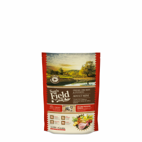 Sams Field Adult Mini Chicken & Potato, superprémiové granule 800 g (Sam's Field)