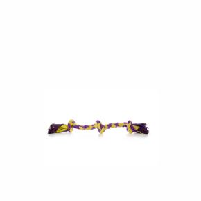 Bavlněný 3× uzel 35 cm, bavlněná hračka