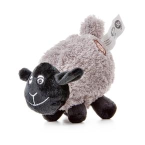 Plyšová ovečka, plyšová pískací hračka