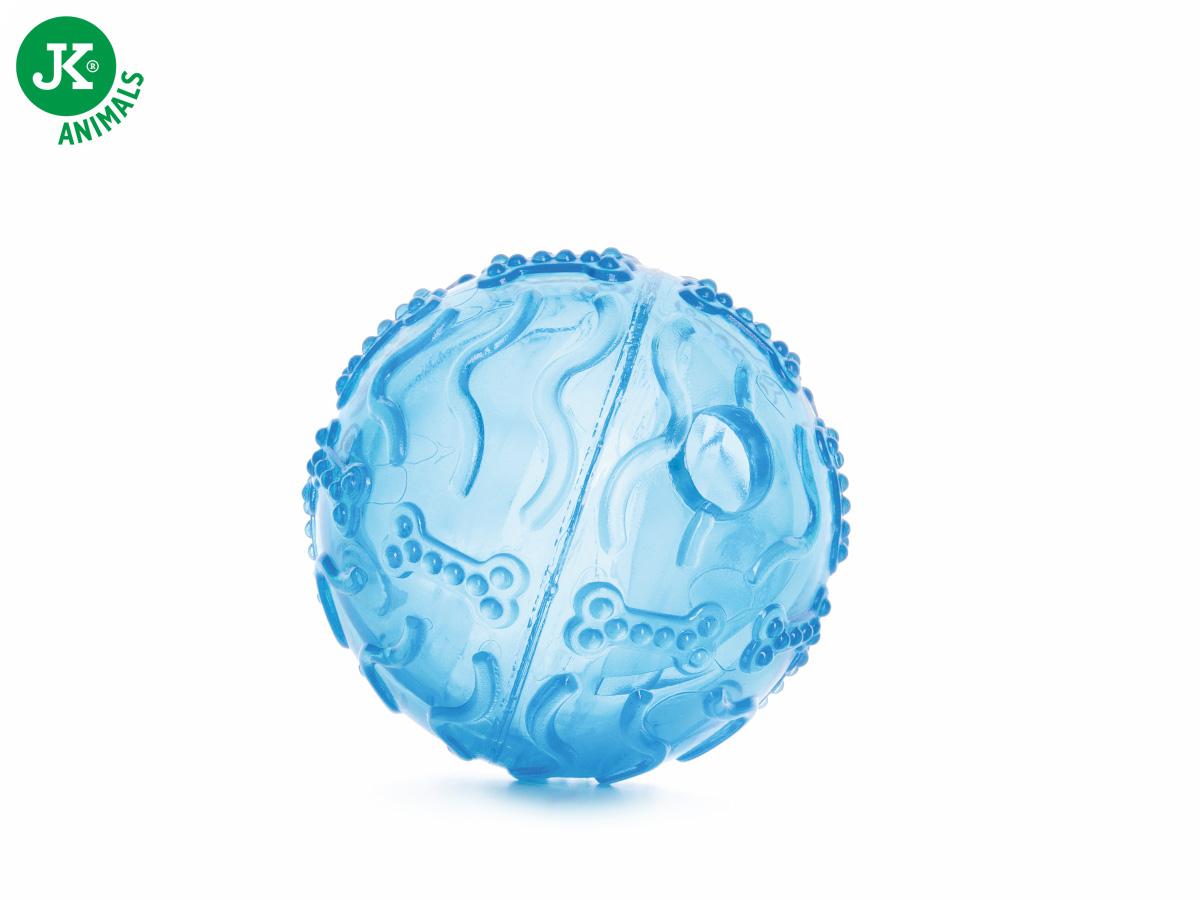 JK ANIMALS TPR – Snack ball modrý | © copyright jk animals, všechna práva vyhrazena