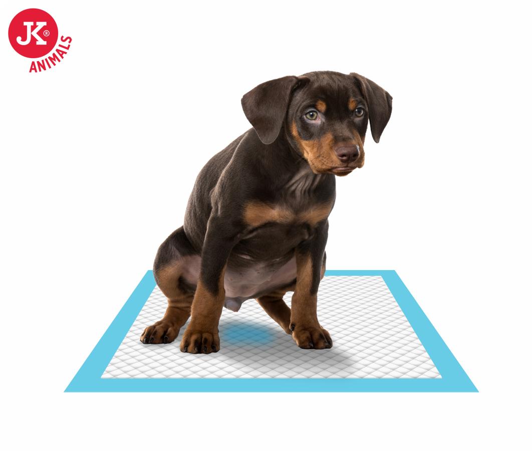 JK ANIMALS Premium Dog Pads 60×90 cm, 2 ks – pleny (podložky) pro psy a štěňata | © copyright jk animals, všechna práva vyhrazena