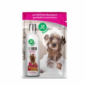 Šampon pro yorkšírské terriéry, prémiový šampon pro psy