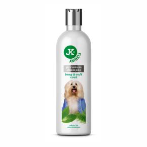 Šampon pro dlouhou srst, prémiový šampon pro psy