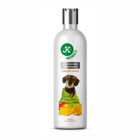 Šampon pro drsnou srst, prémiový šampon pro psy