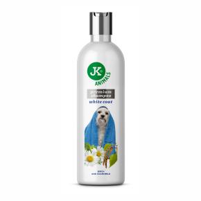 Šampon pro světlou srst se zjemňujícími účinky, prémiový šampon pro psy