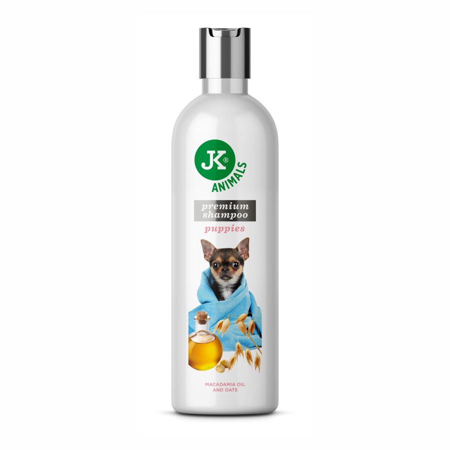 JK ANIMALS Prémiový šampon pro štěňata, 250ml | © copyright jk animals, všechna práva vyhrazena