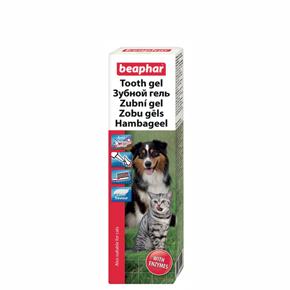 beaphar - Zubní gel s aplikátorem 100g