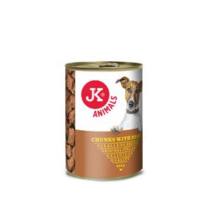 JK masová konzerva pro psy 415g
