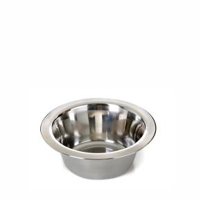 Nerezová miska pro psa pr. 13 cm