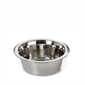 Nerezová miska pro psa pr. 16 cm
